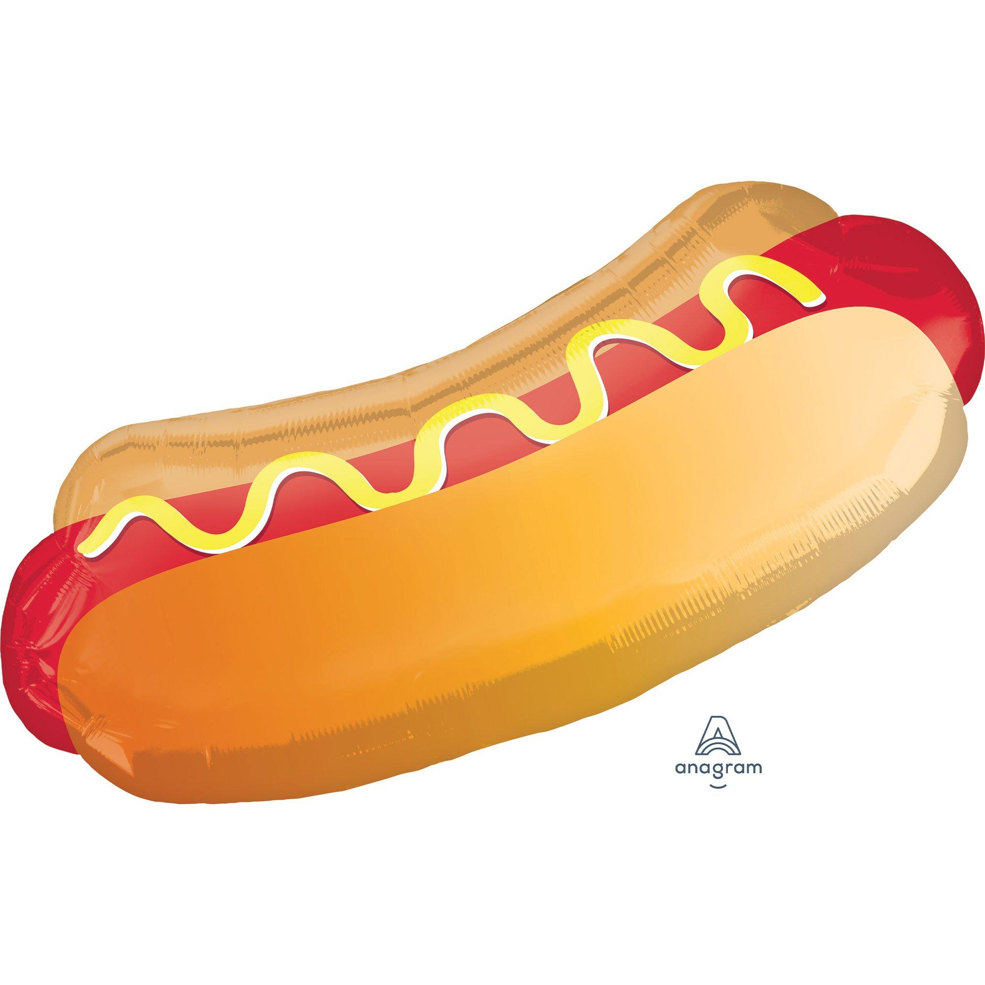 SuperShape XL Hot Dog with Bun P30