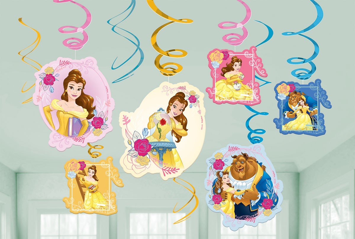 Beauty and the Beast Swirl Value Pack