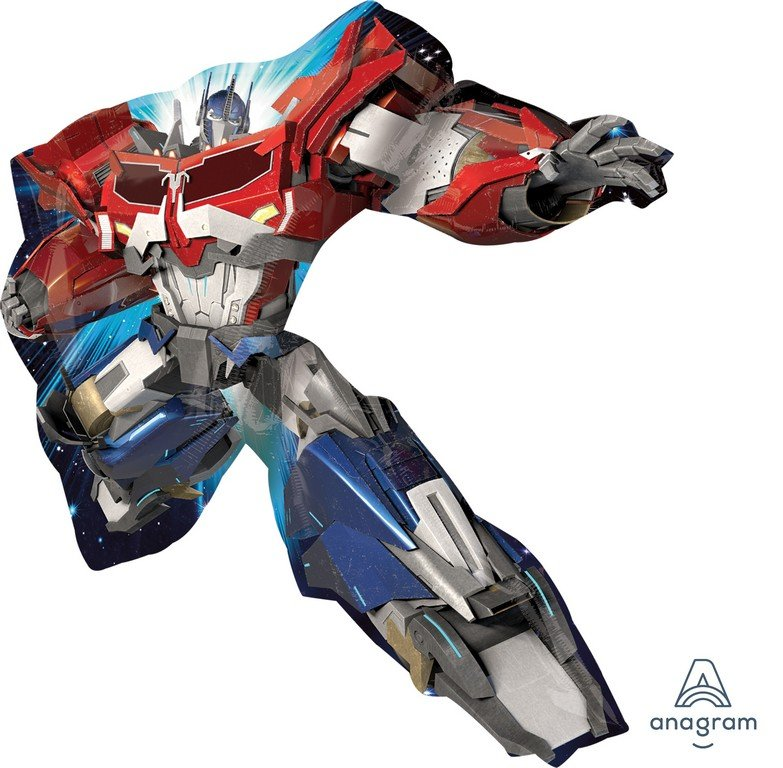 SuperShape XL Transformers Animated Shape P38