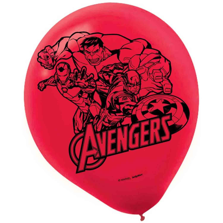 Avengers Epic 30cm Latex Balloon