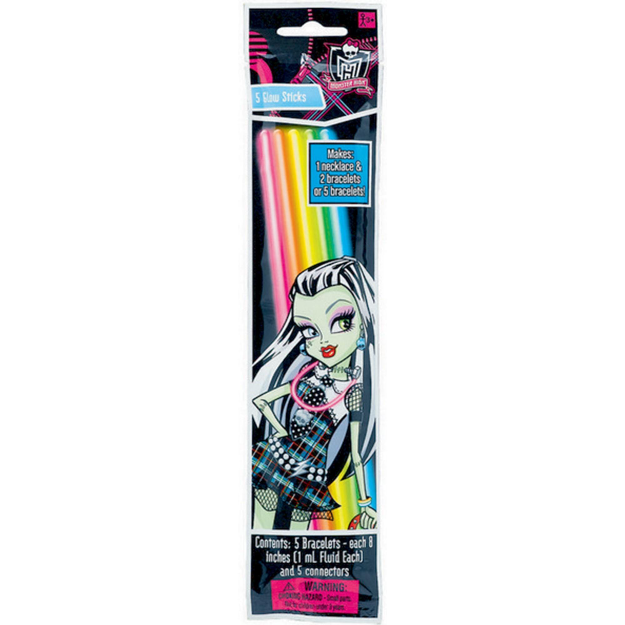 Monster High Glow Stick Favor