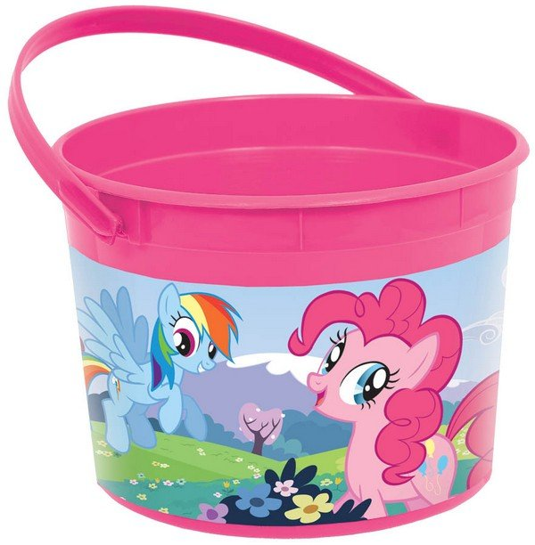 MLP Friendship Favor Container