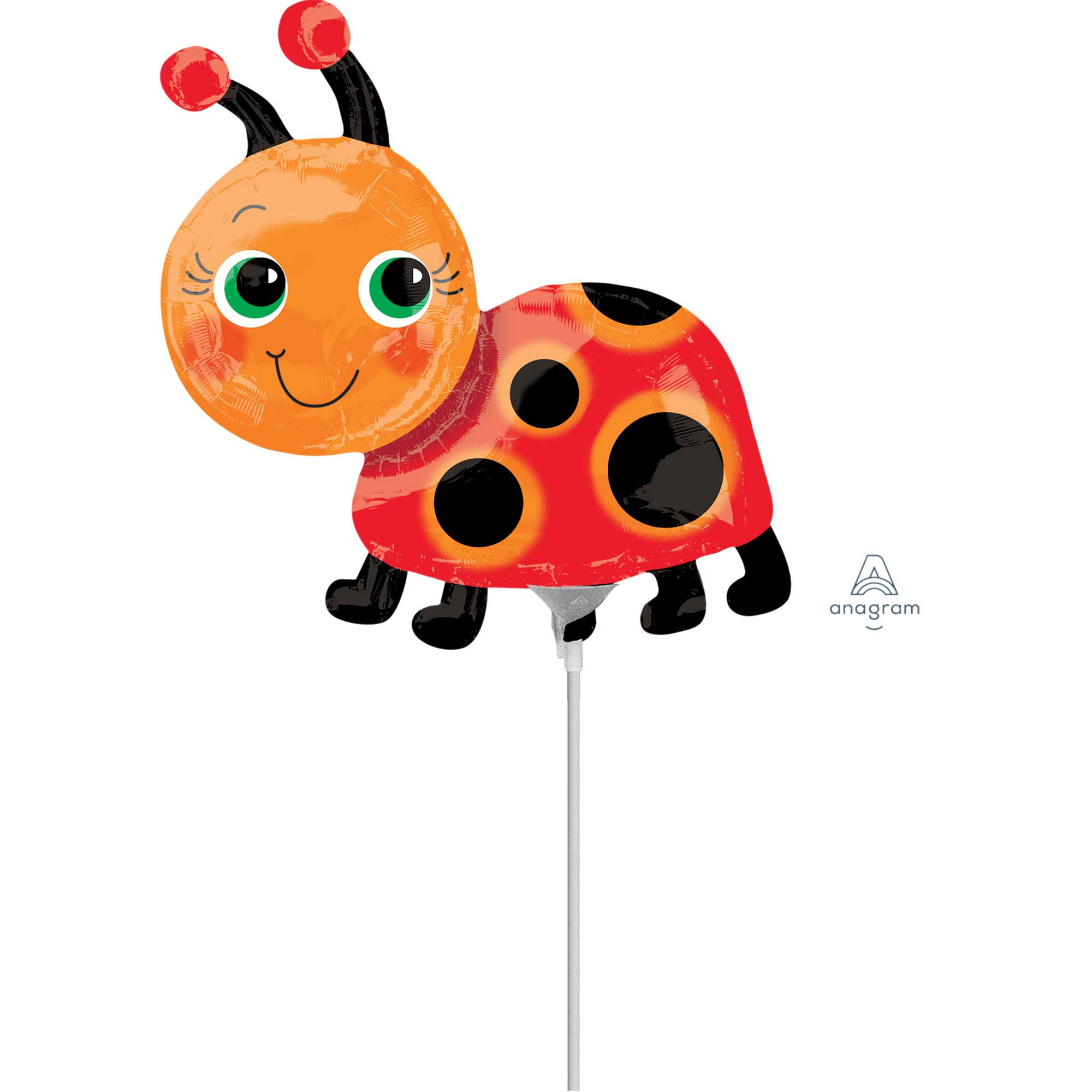 Mini Shape Miss Ladybug A30