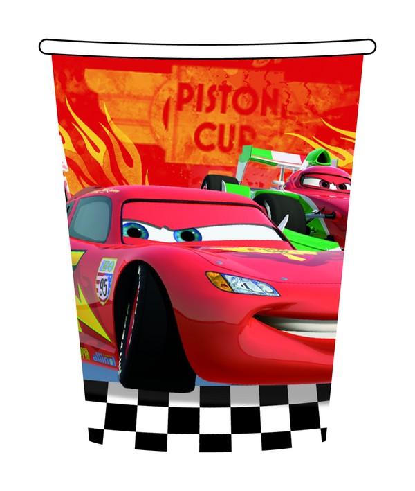 Disney Cars 2 Cup 266ml