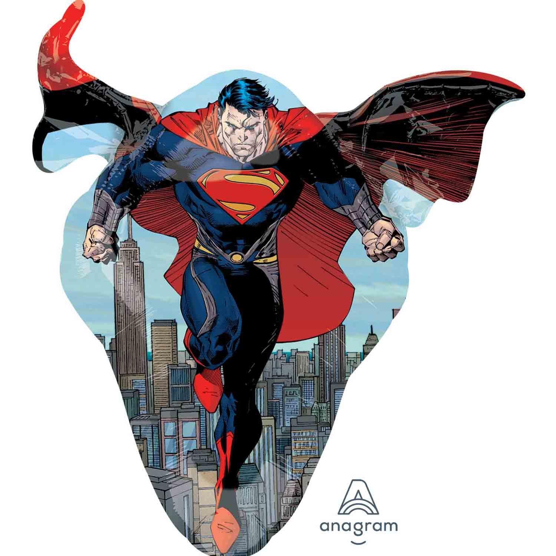 SuperShape Superman Man of Steel P38