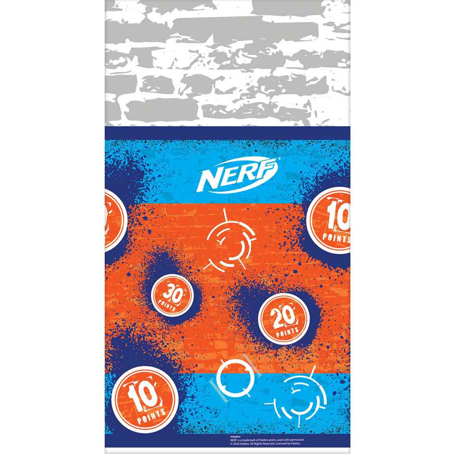 Nerf Tablecover Paper