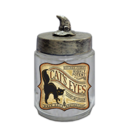 Witch Hat Apothecary Jar