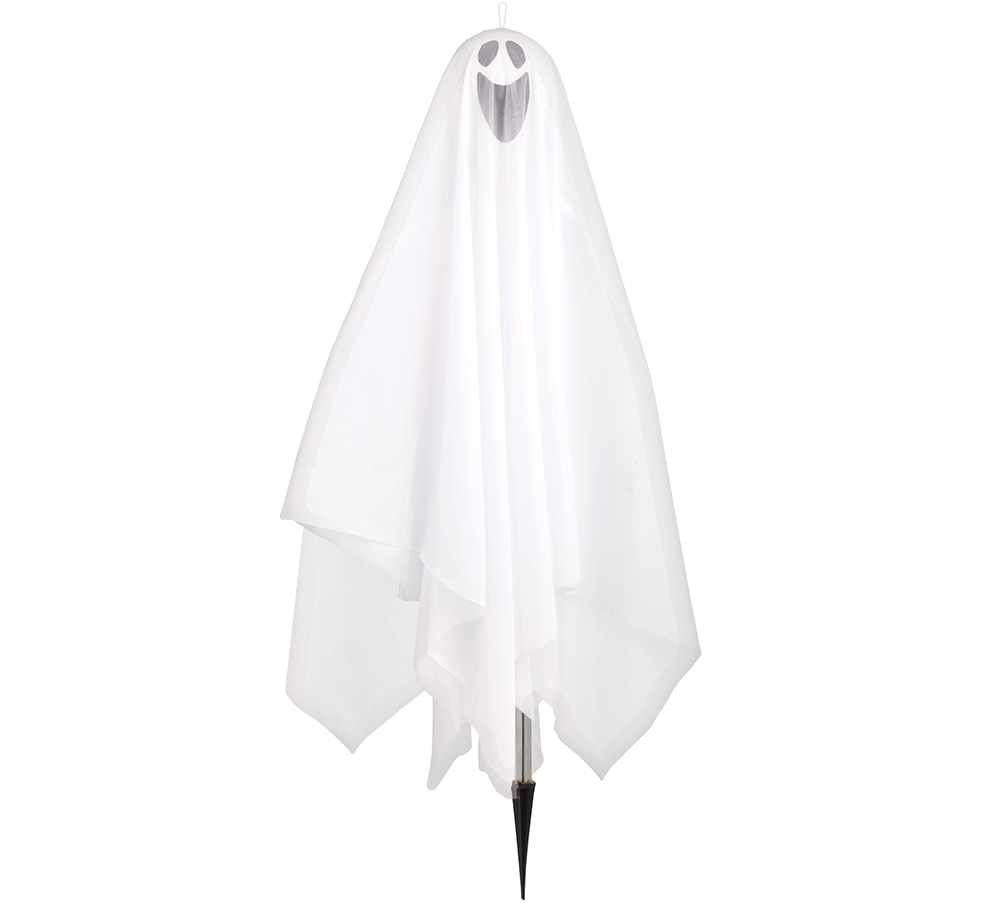 Large Fabric Ghost with Stake