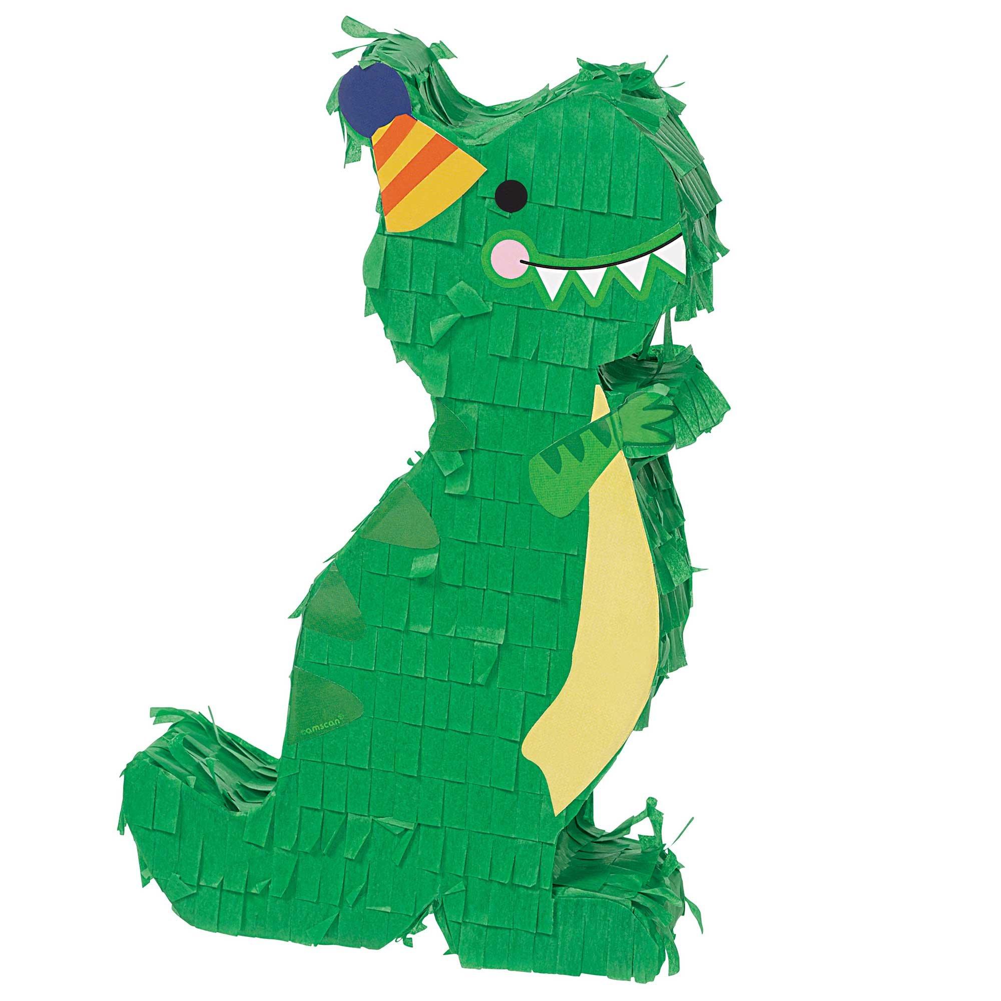 Dino-Mite Party Dinosaur Mini Pinata Decoration