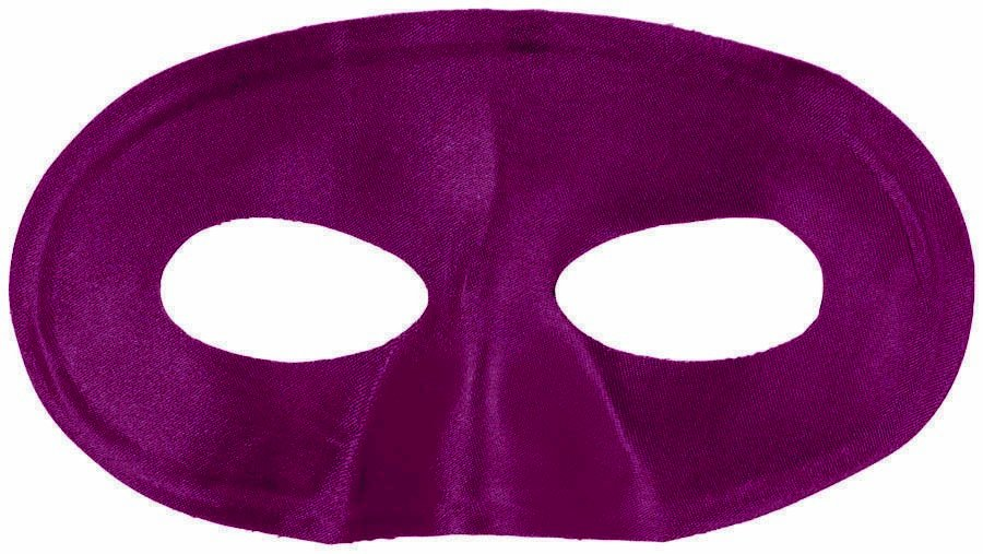 Eye Mask - Burgundy