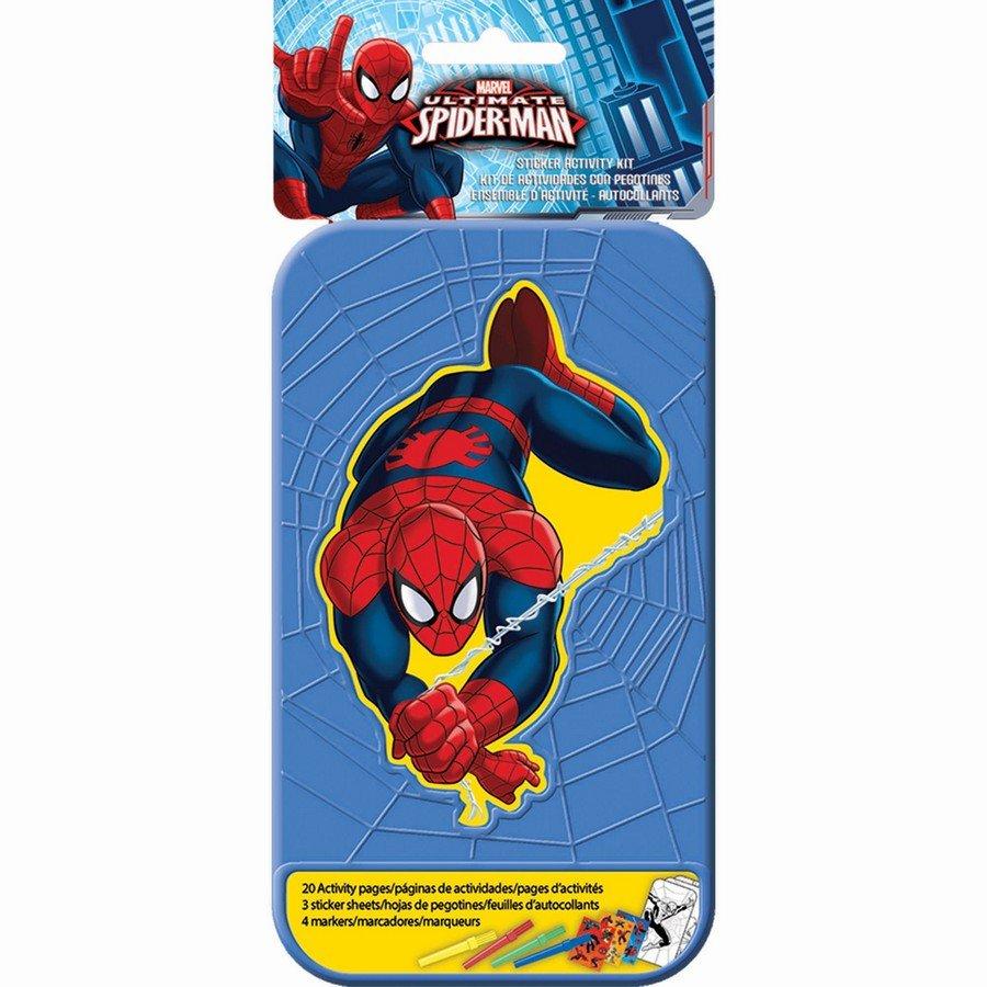 Sticker Activity Kit Spiderman