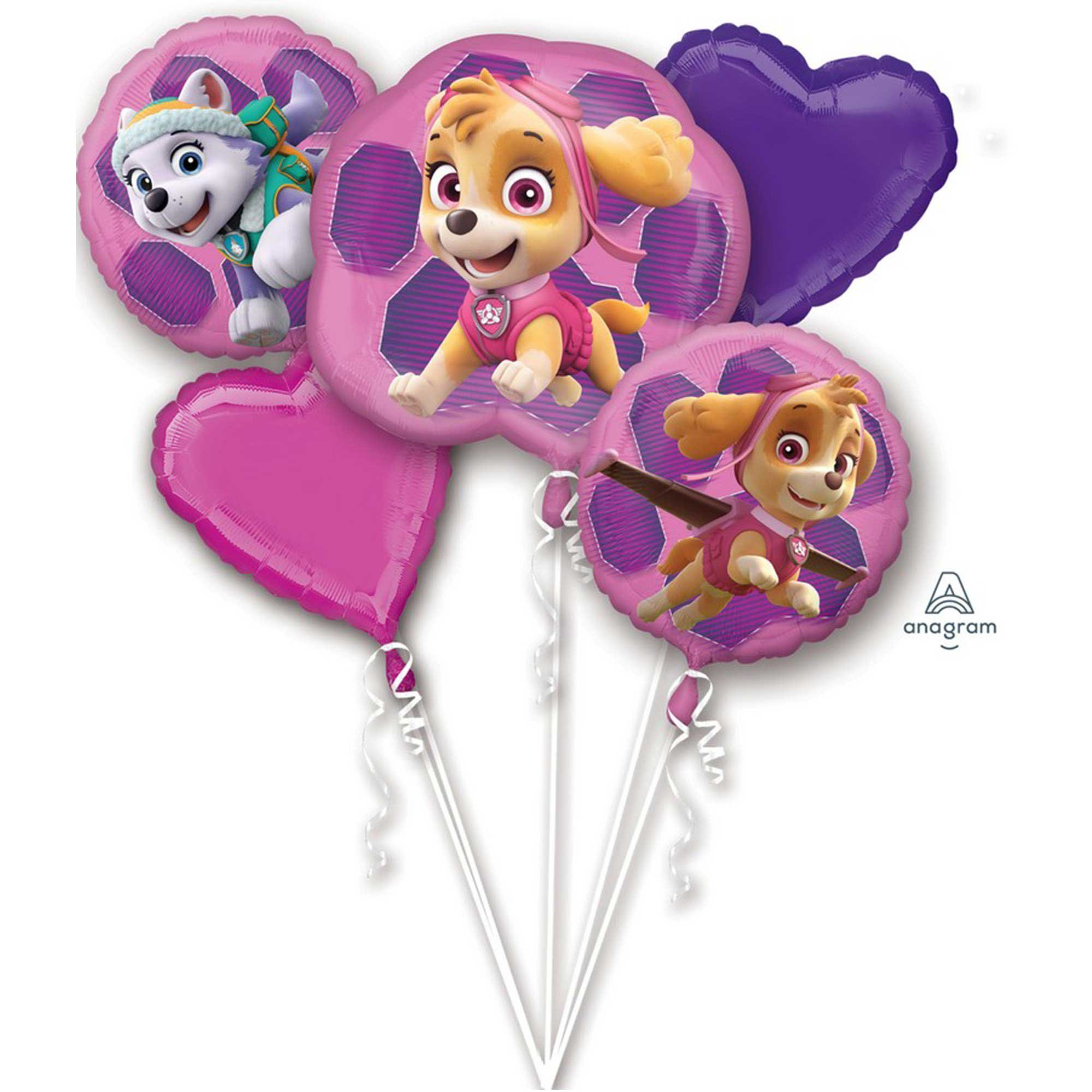 Bouquet Paw Patrol Skye & Everest P75