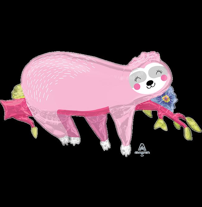 SuperShape Sloth P35