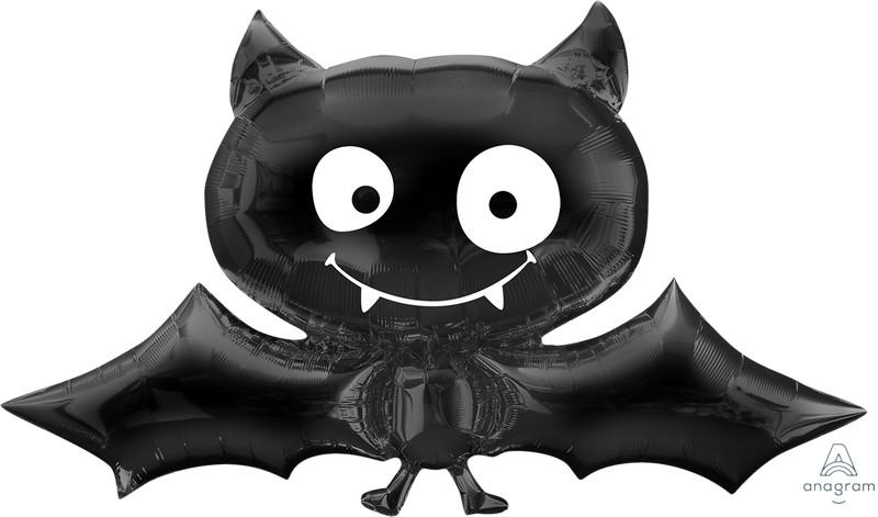 SuperShape XL Black Bat P35