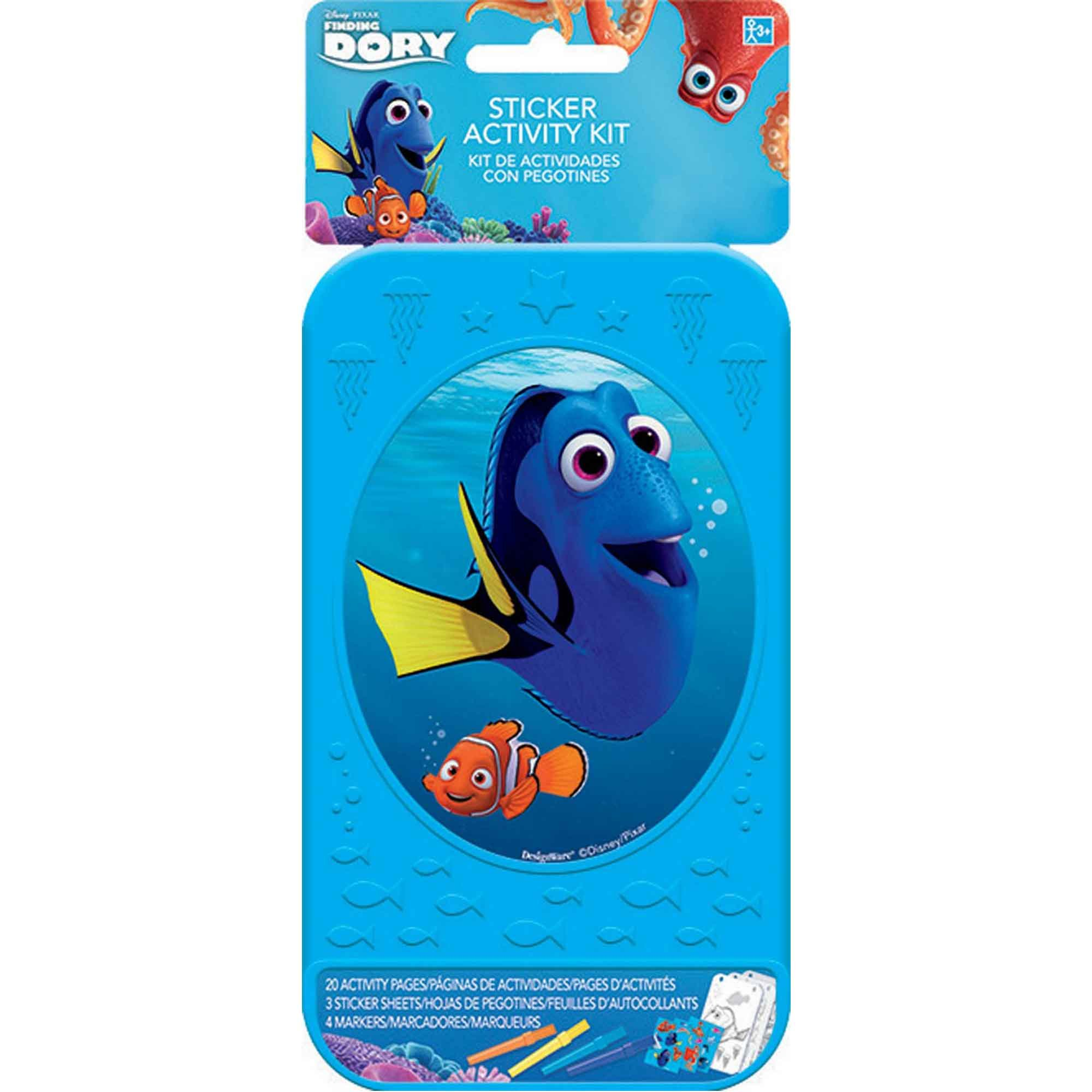 Sticker Activity Kit Finding Dory