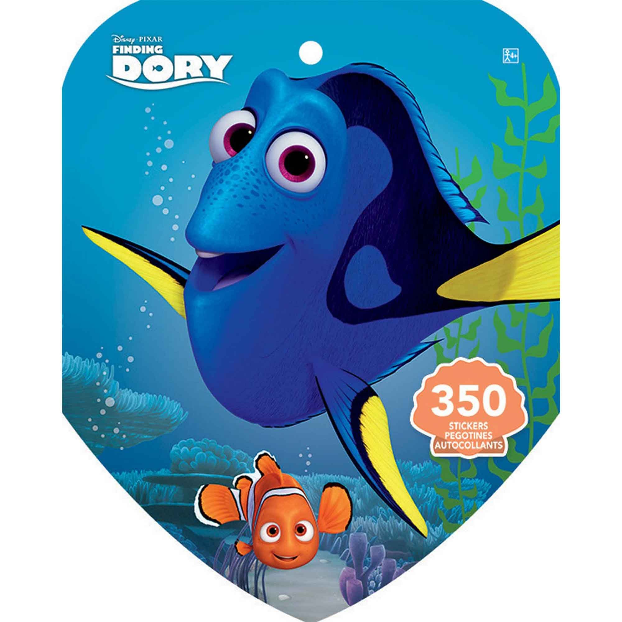 Sticker Book Finding Dory