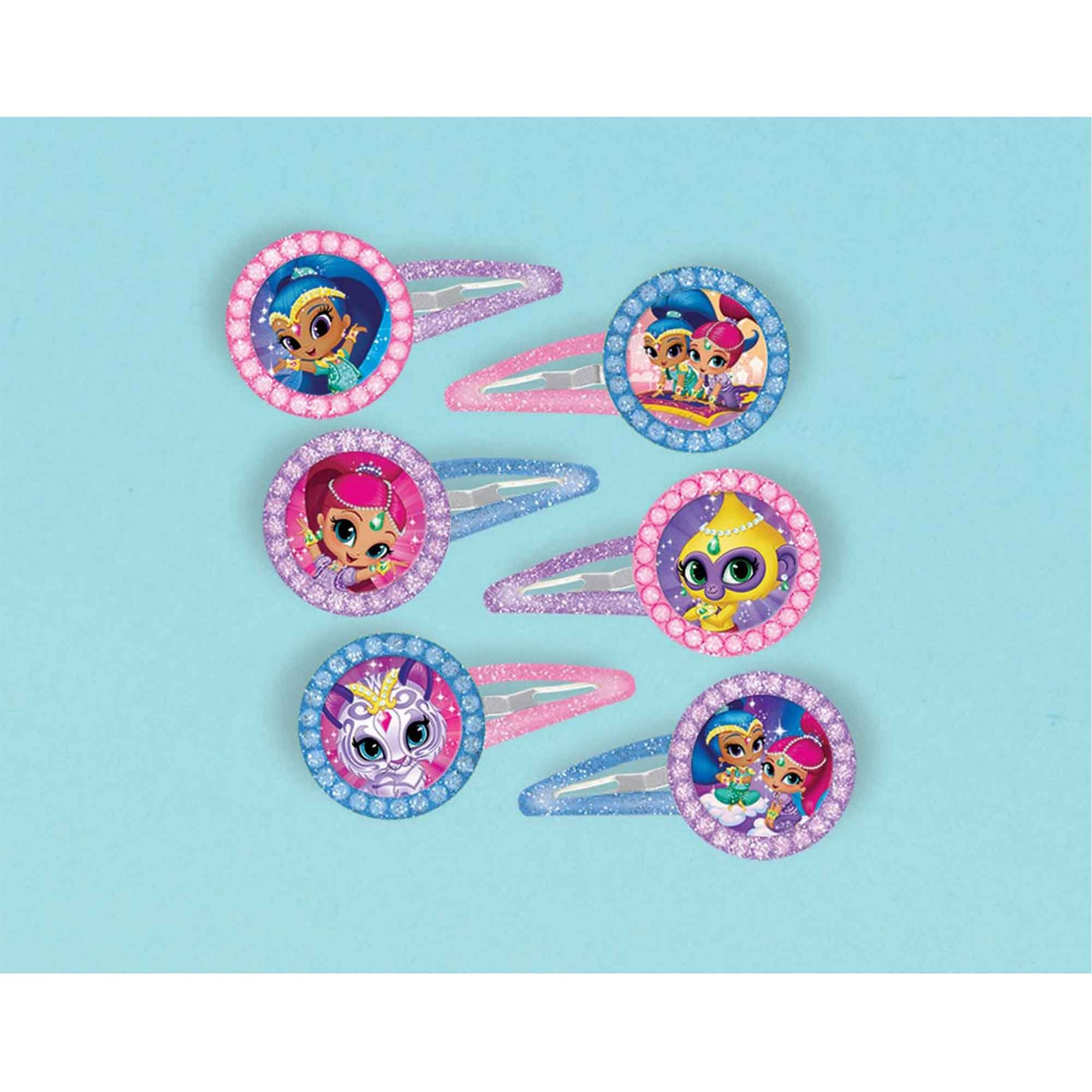 Shimmer and Shine Barrettes
