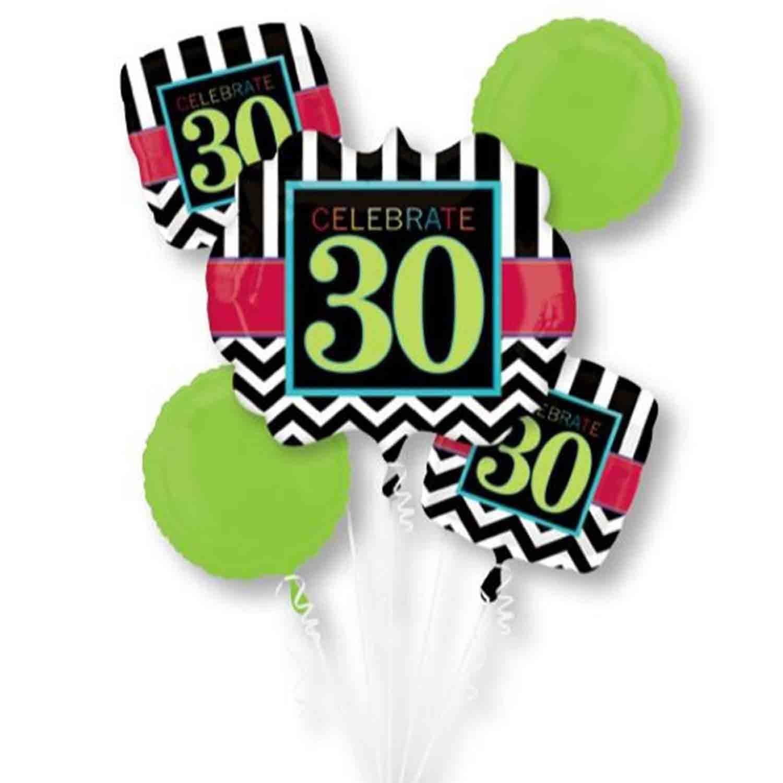 Bouquet Birthday Celebration 30 P75