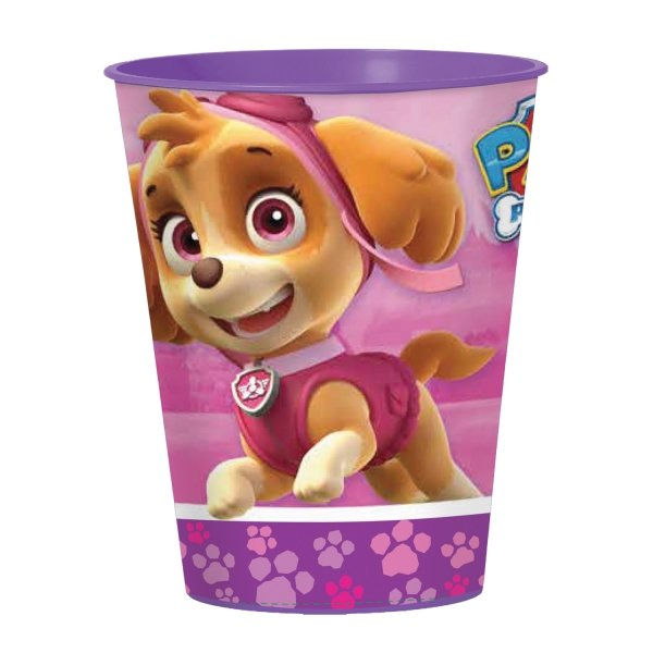 Paw Patrol Girl Favor Cup