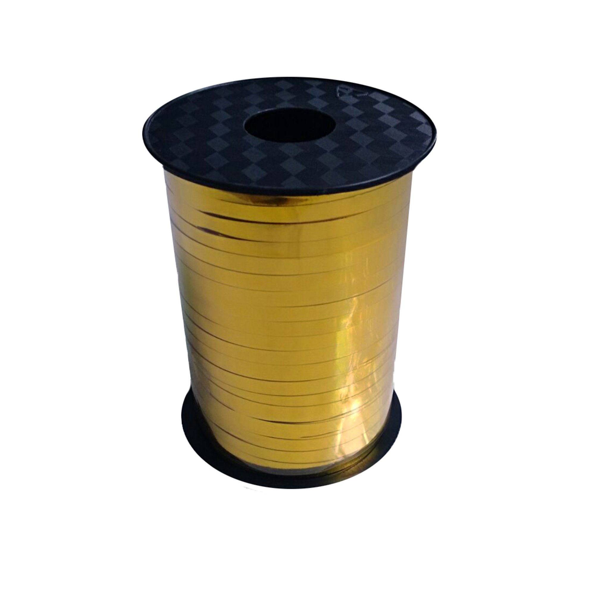 Balloon Metallic Ribbon - Dark Gold