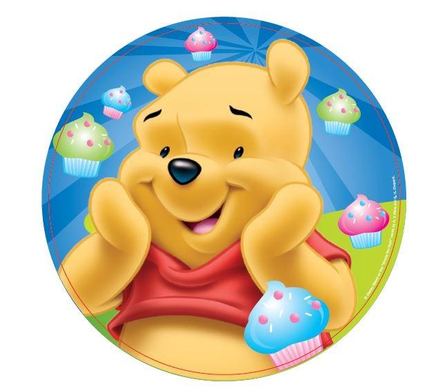 Winnie the Pooh 23cm Plates