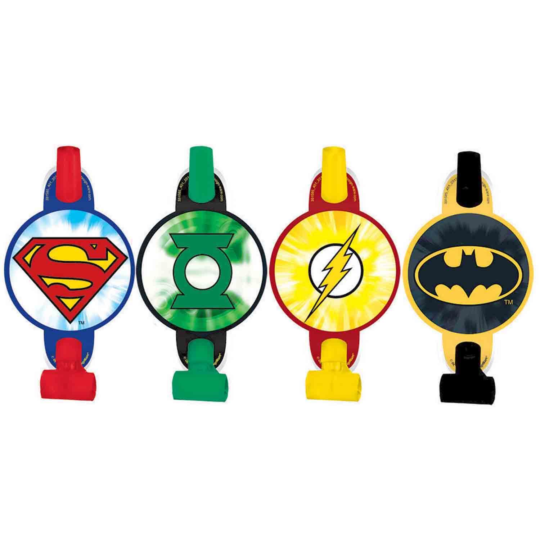 Justice League Blowouts