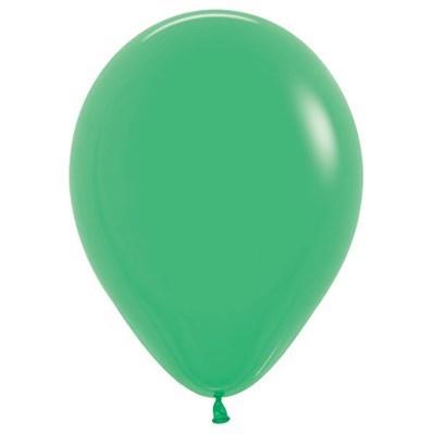 Sempertex 12cm Fashion Jade Green Latex Balloons 028, 50PK