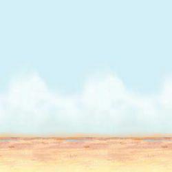 Backdrop Desert Sky & Sand Scene Setter