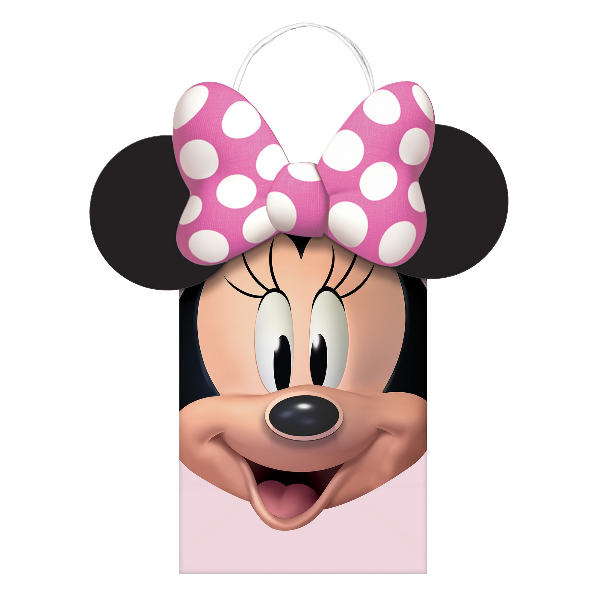 Minnie Mouse Forever Create Your Own Paper Kraft Bags