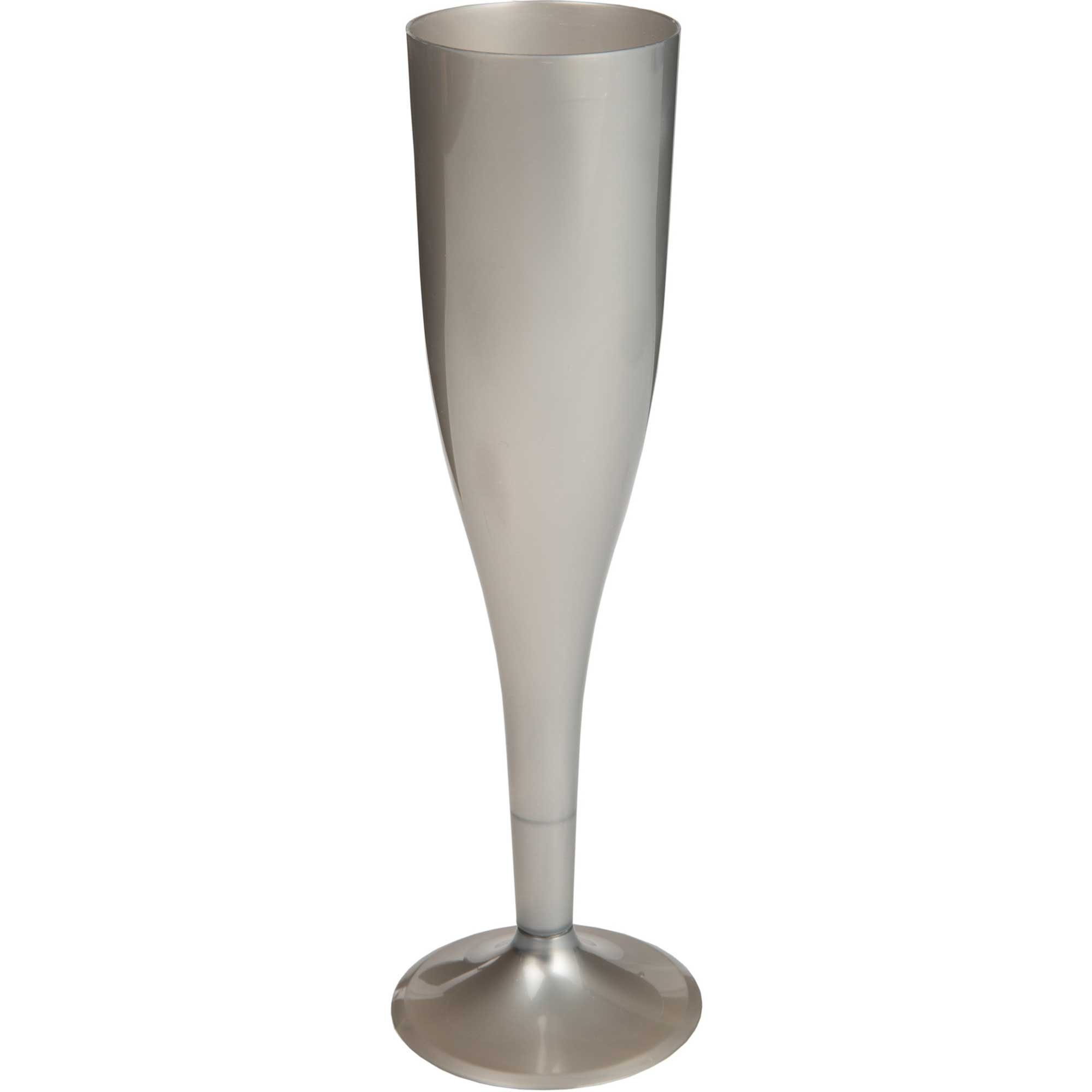 Big Party Pack 5.5oz/162ml Champagne Flute Silver
