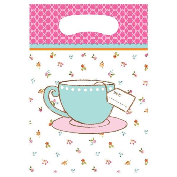 Tea Time Loot Bags