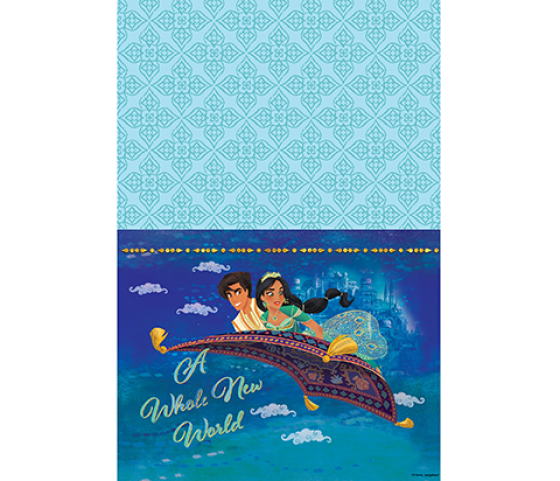 Aladdin Paper Tablecover