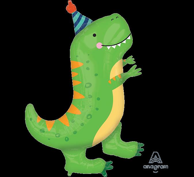 SuperShape XL Dinomite T-Rex Dinosaur P35