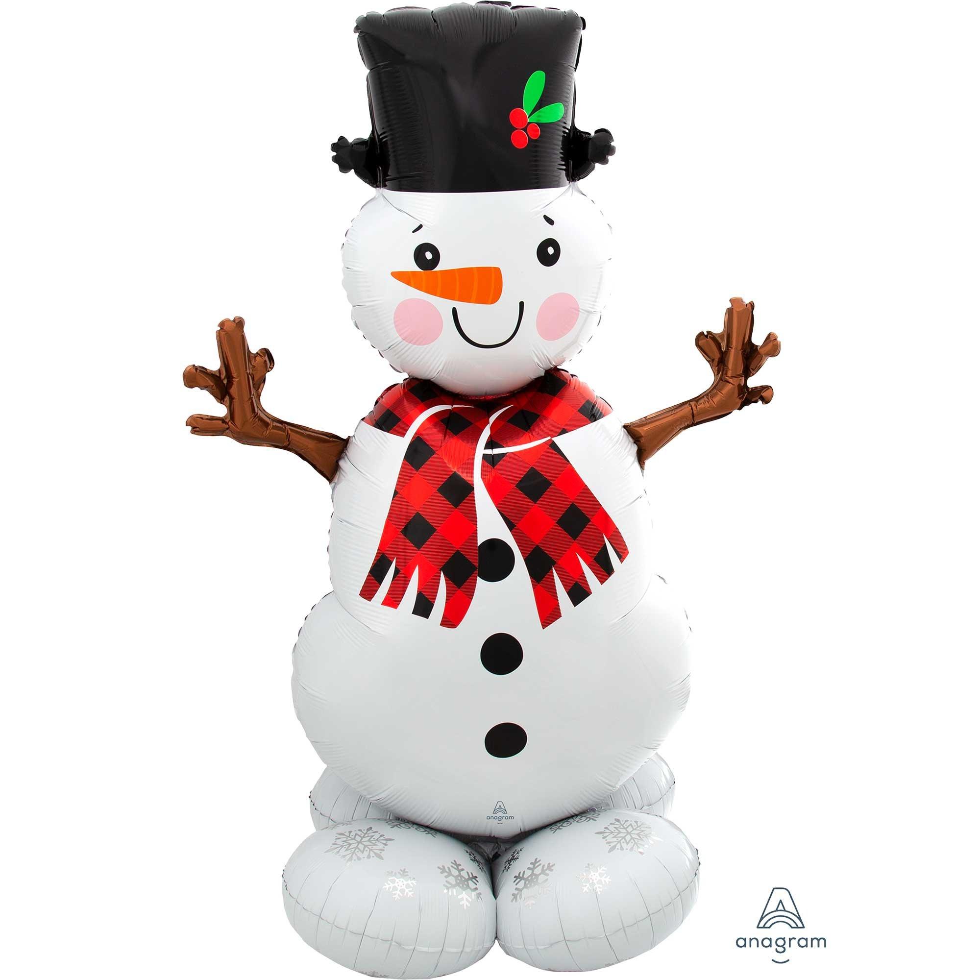 CI: AirLoonz Snowman P70