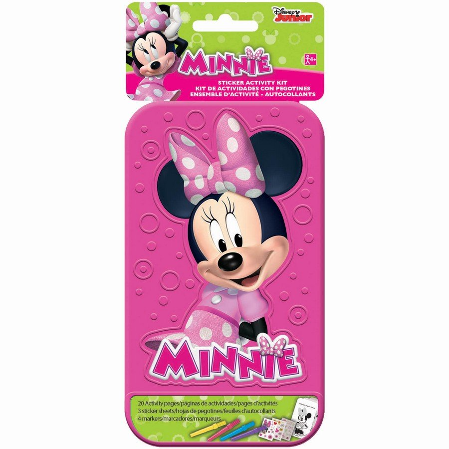 Sticker Activity Kit Minnie