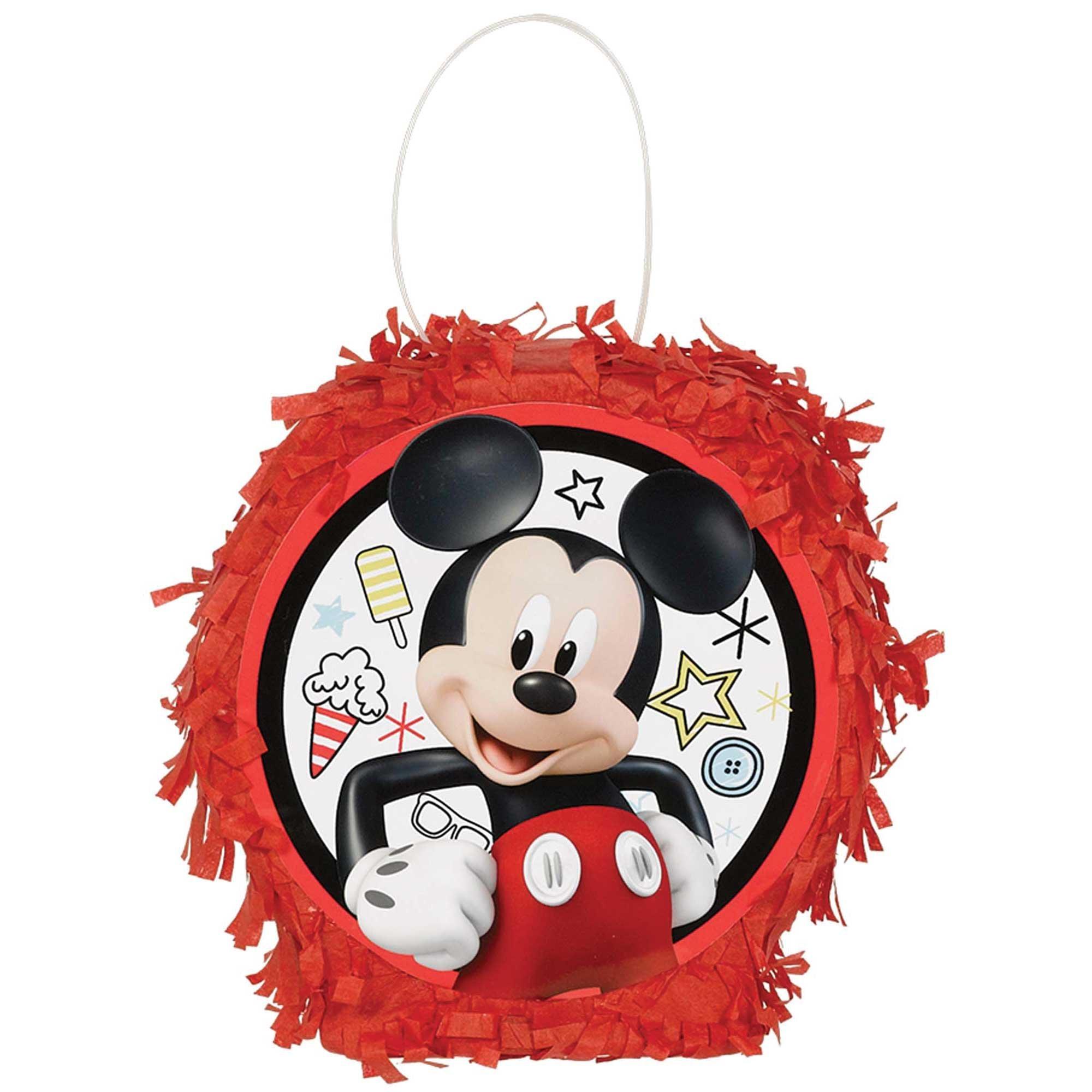 Mickey on the Go Mini Pinata Favor Container