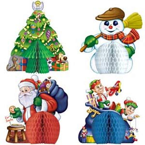 Centrepieces Christmas Mini