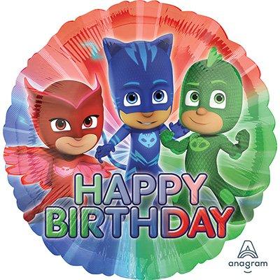 45cm Standard HX PJ Masks Happy Birthday S60