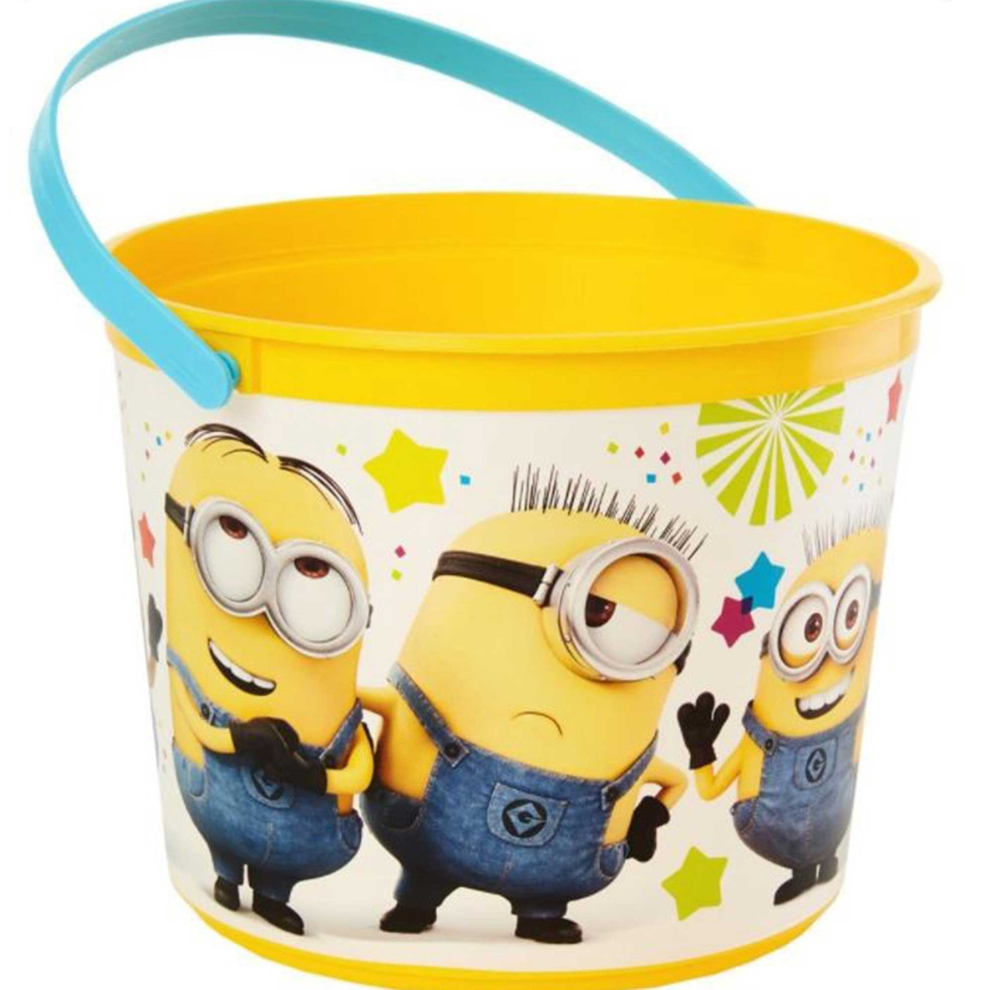 Despicable Me Plastic Favor Container