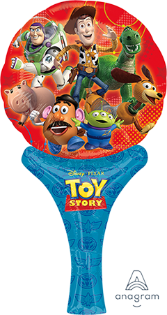 CI: Inflate-a-Fun Toy Story S30