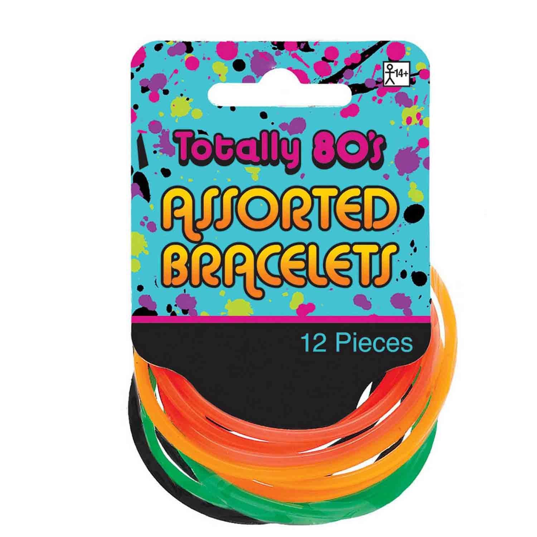 Jelly Plastic Bracelets