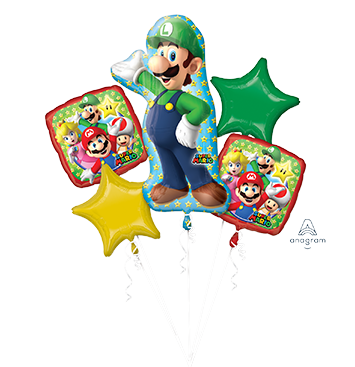 Bouquet Super Mario Brothers Luigi P75