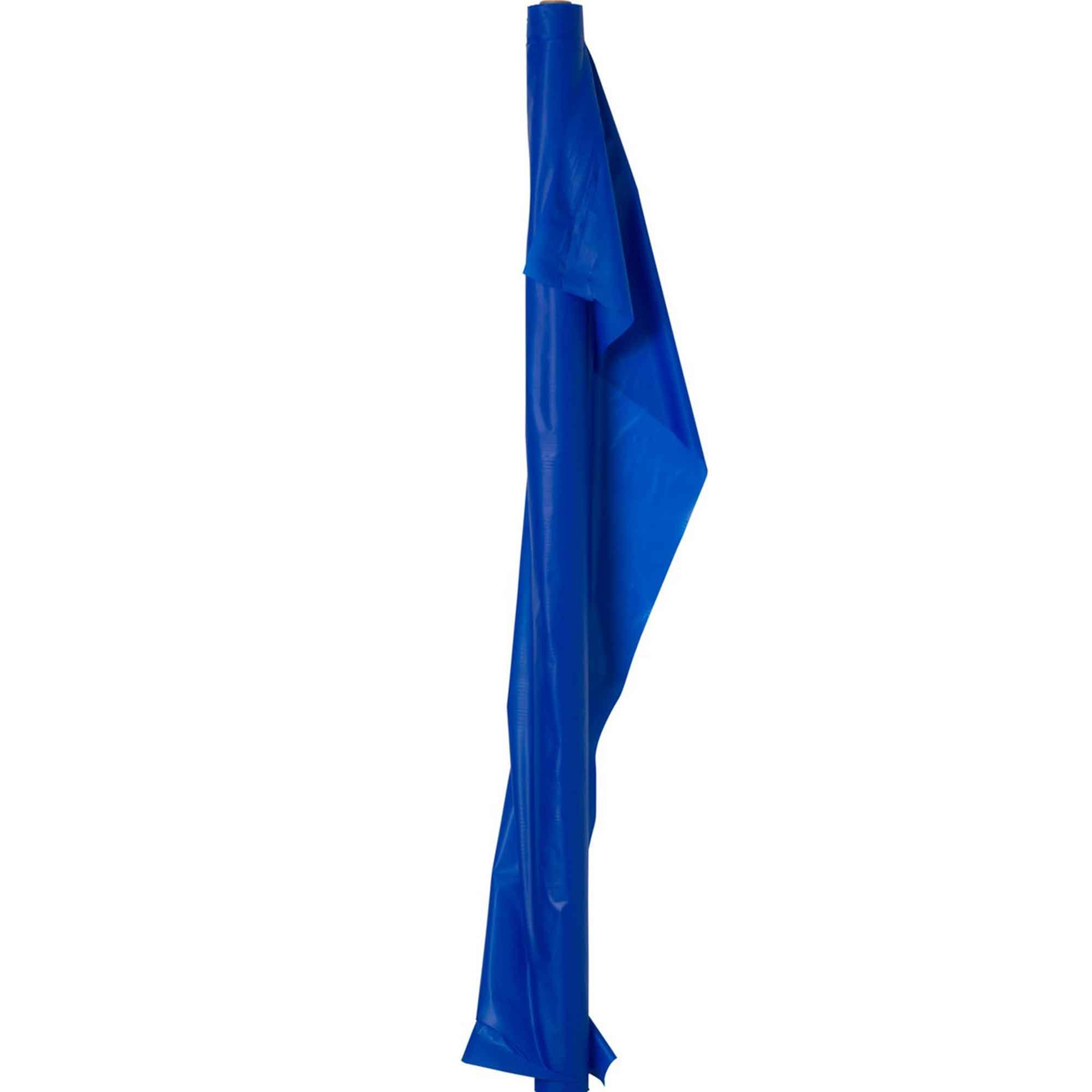 Plastic Table Roll-Royal Blue