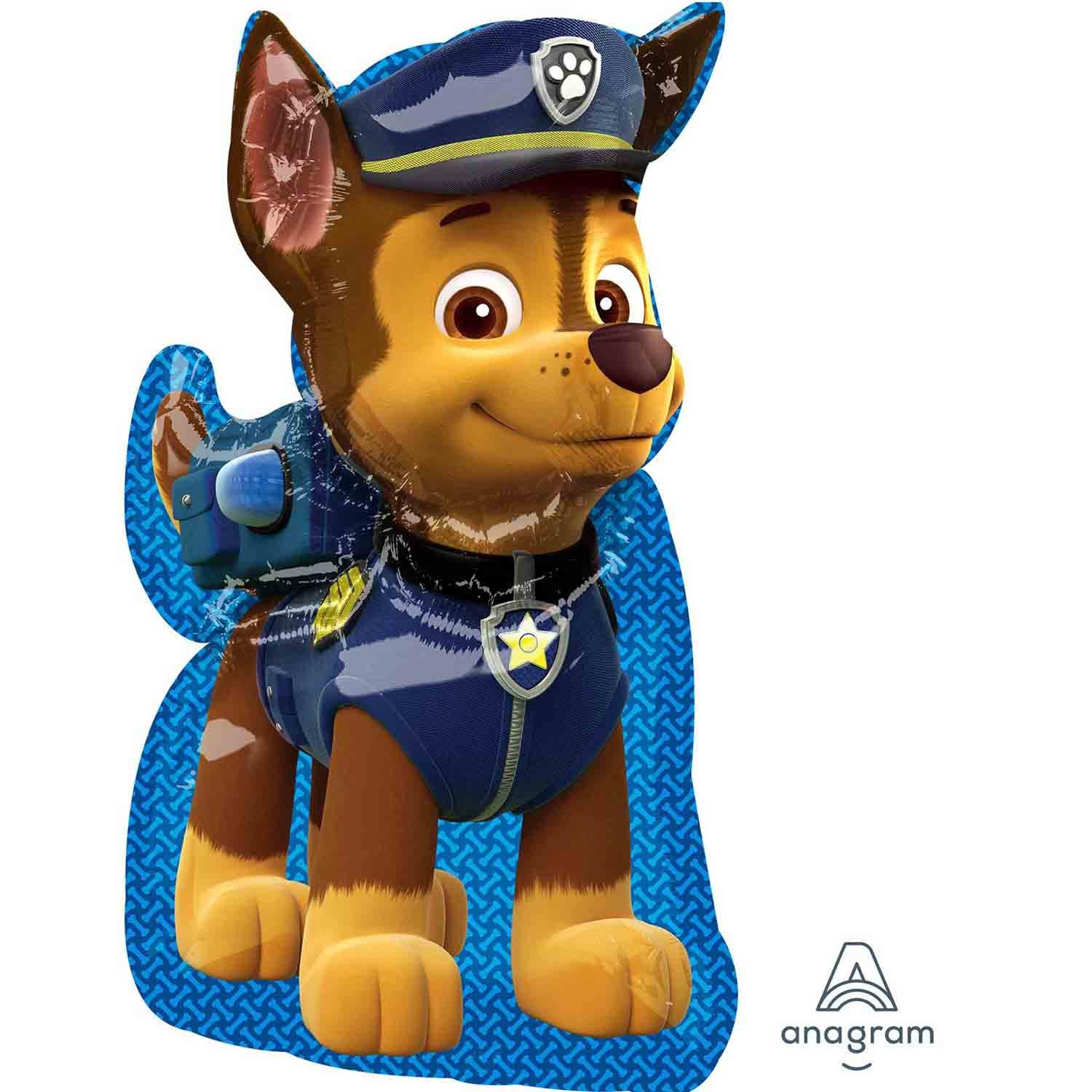 SuperShape XL Paw Patrol - Chase P38