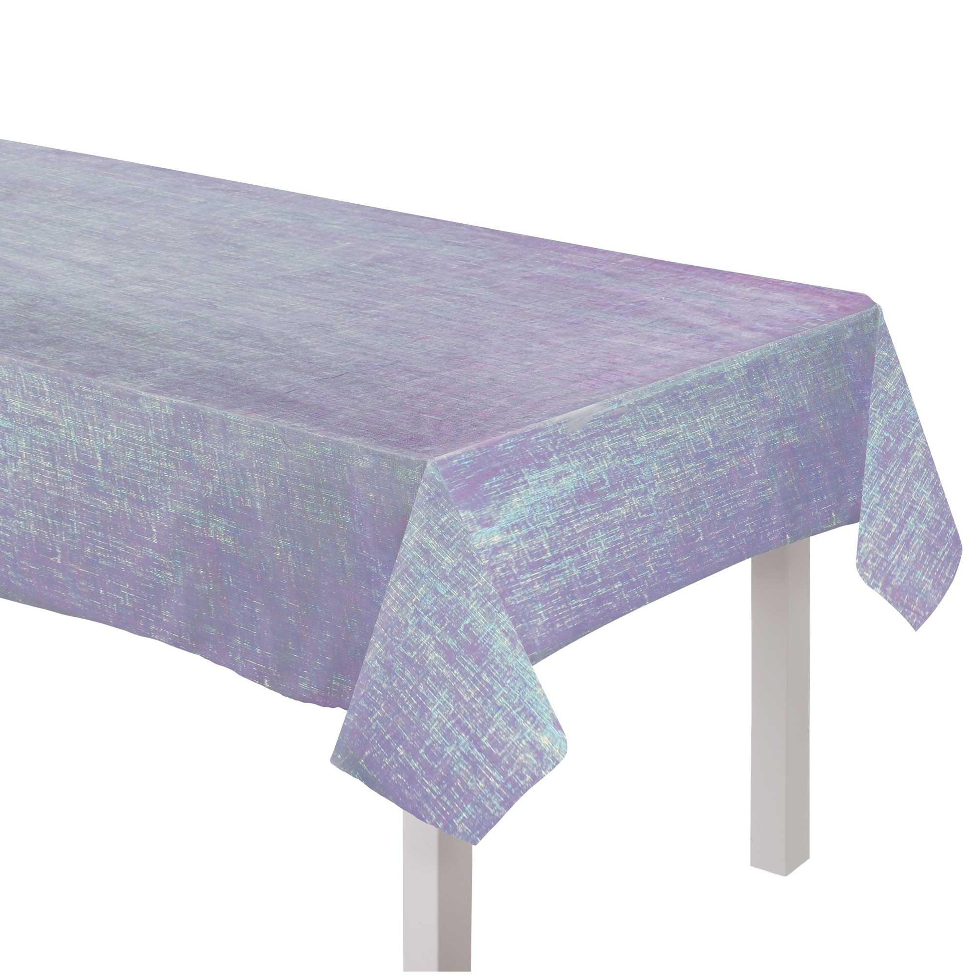 Sparkling Sapphire Tablecover Dazzler