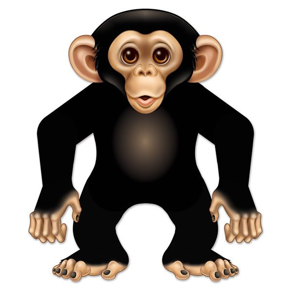 Monkey Jointed Cutout