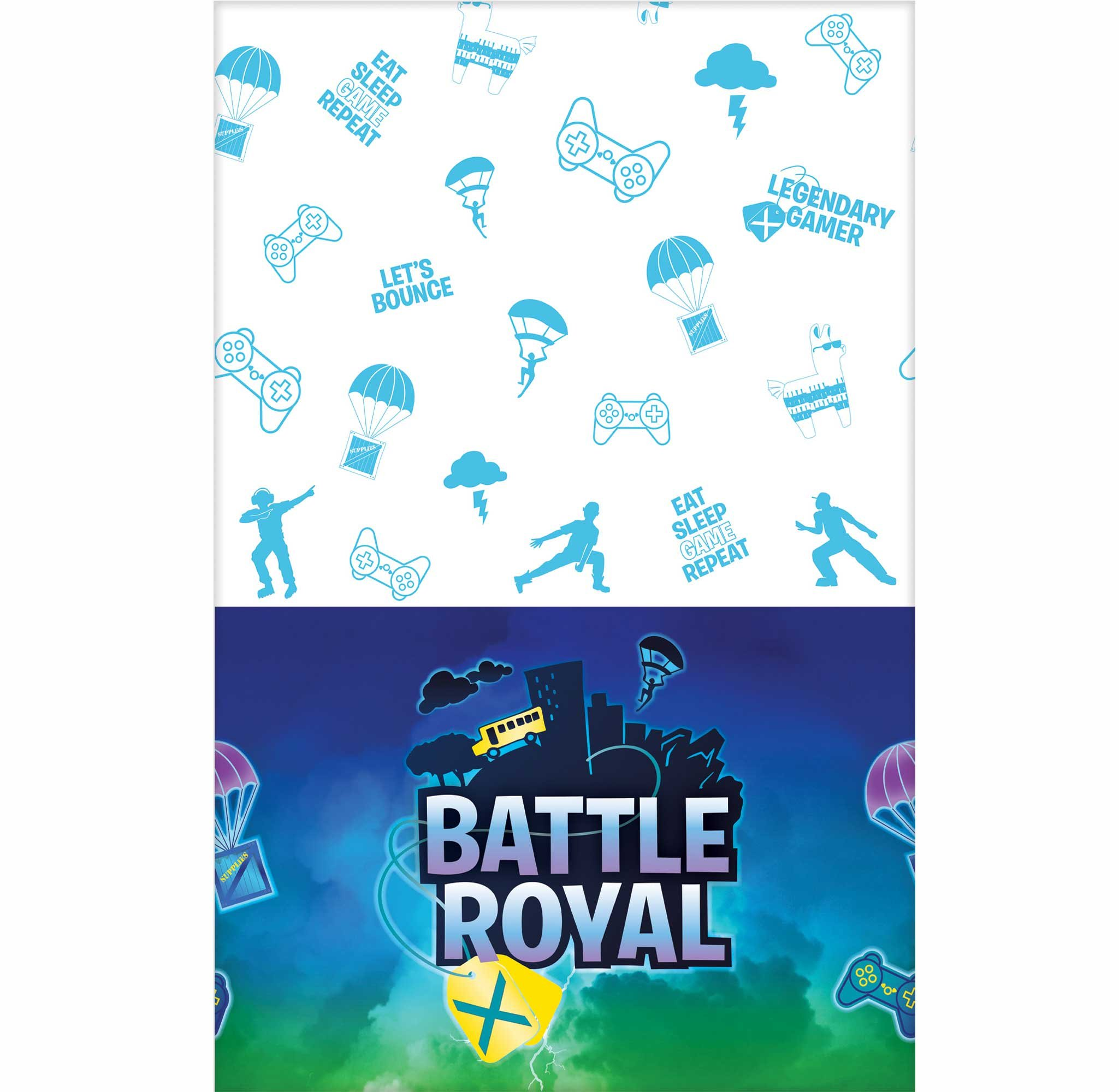 Battle Royal Paper Tablecover