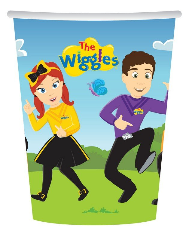 The Wiggles 266ml Cup