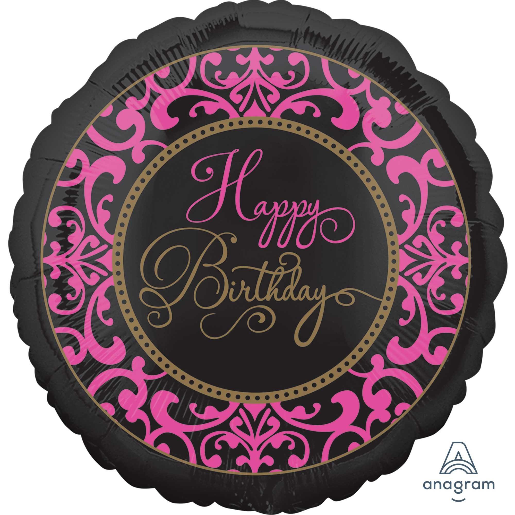 45cm Standard HX Happy Birthday Fabulous Celebration S40