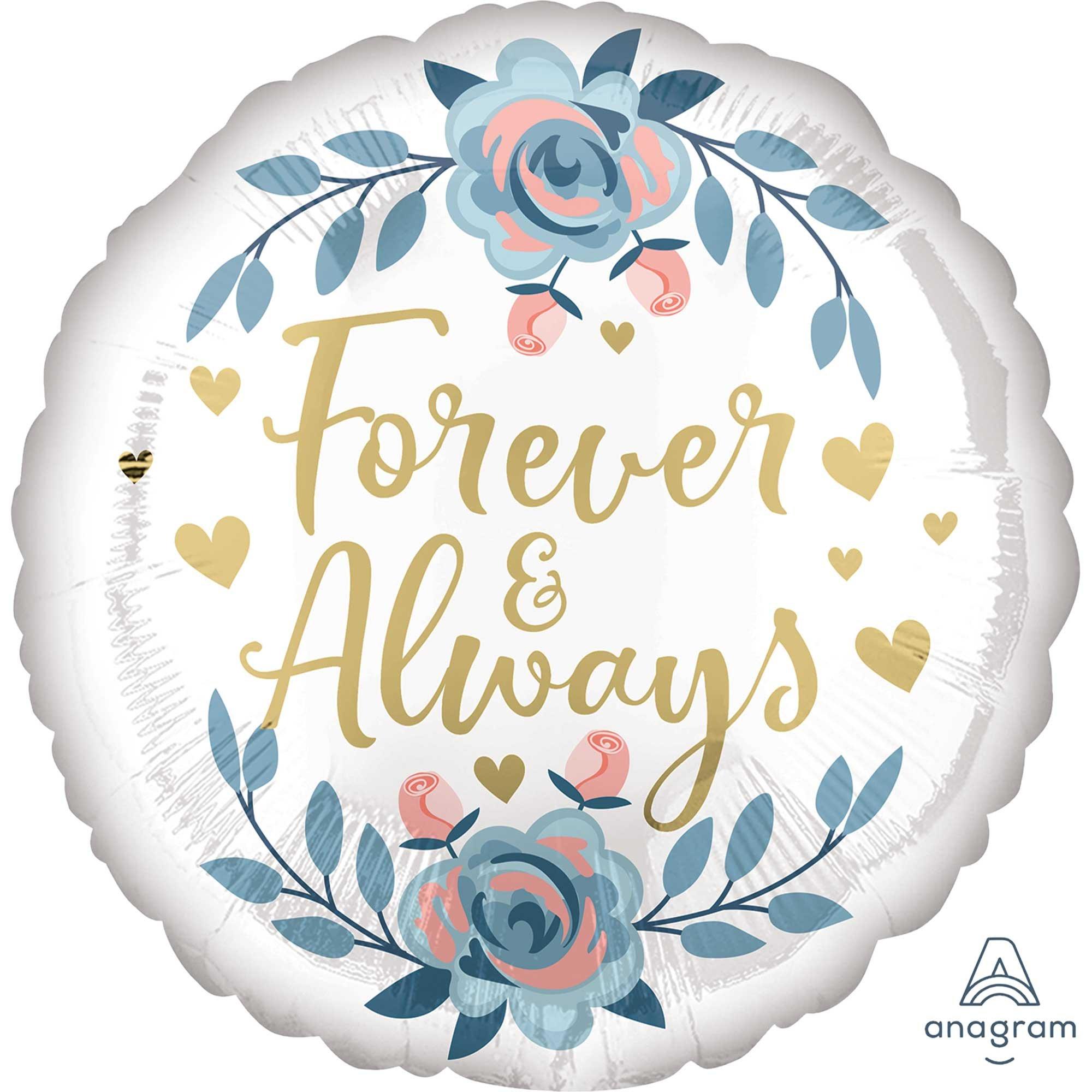 45cm Standard HX Forever & Always Roses S40